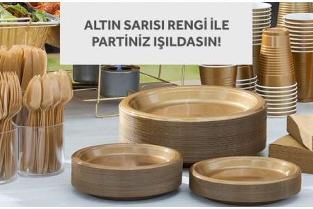 GOLD RENGİ BANNER