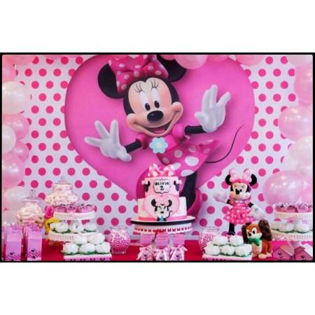 Size Özel Minnie Mouse Doğum Günü Organizasyonu