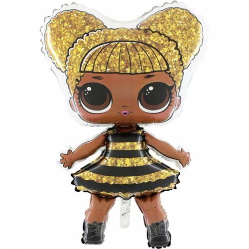 Süpershape Lol Bebek Surprise Queen Bee 94 cm Folyo Balon